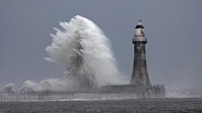 英国Doris风暴