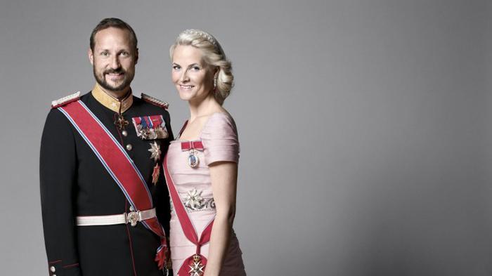 挪威王妃梅特·玛丽