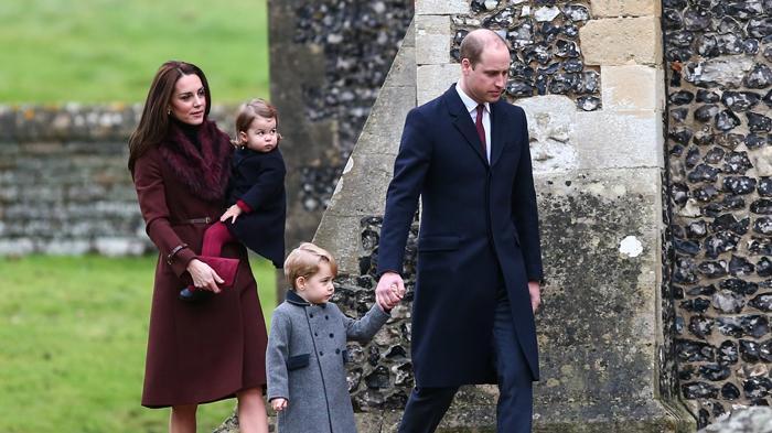 威廉王子和凯特王妃