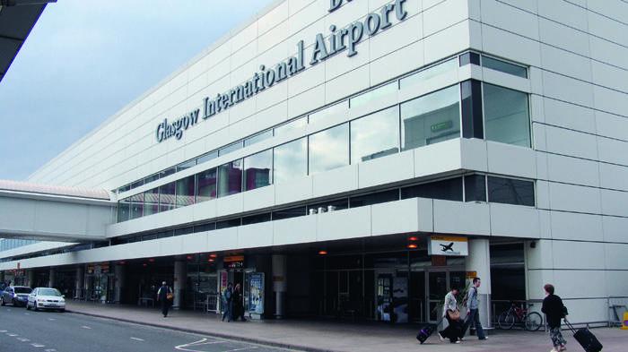 格拉斯哥国际机场