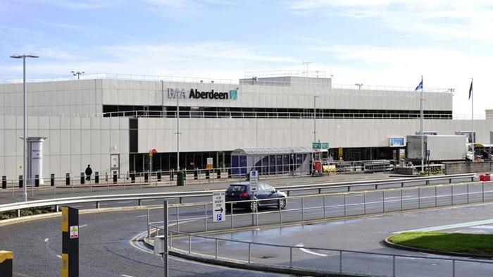 阿伯丁机场(Aberdeen Airport)