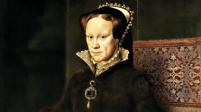 苏格兰女王玛丽一世