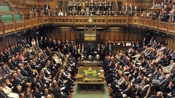 脱欧法案表决