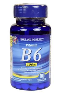 H&B维生素B6
