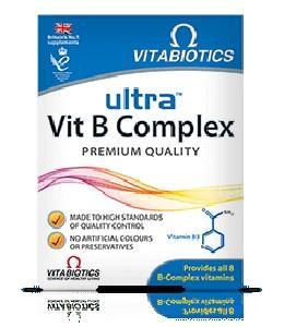 Vitabiotics综合维生素B