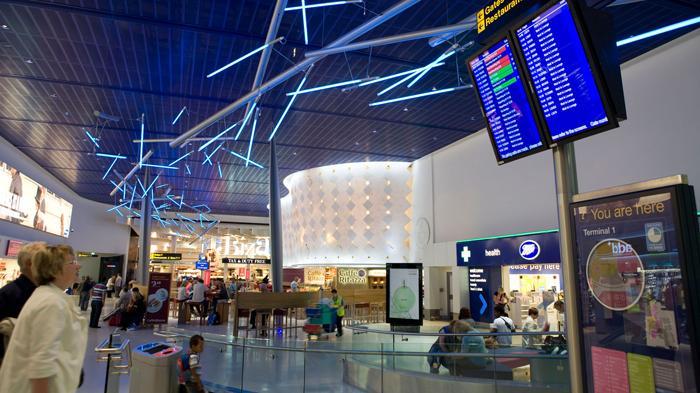 曼彻斯特国际机场免税店