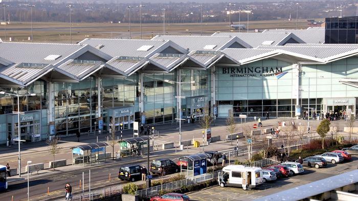 伯明翰机场