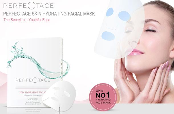 Vitamin Planet Perfectace Skin Hydrating Facial Mask