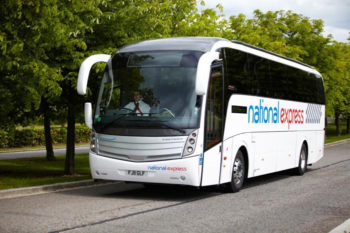 在英国坐大巴:National Express VS Megabus