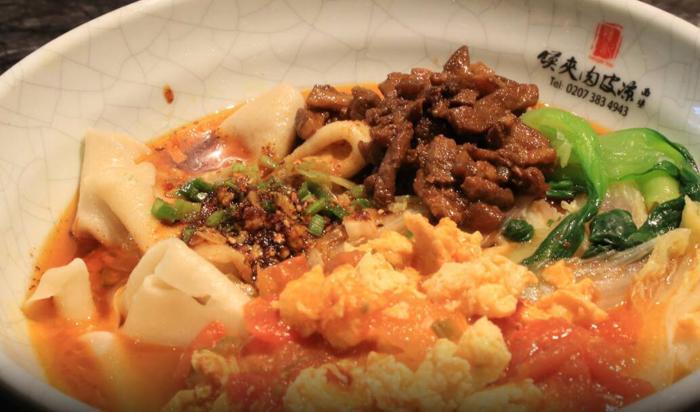 【Murger Han】伦敦的西安小吃店——韩记凉皮肉夹馍
