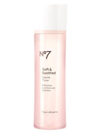 NO 7 Soft & Smooth gentle toner NO 7温和柔肤水