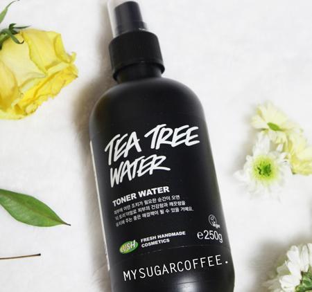 Lush Tea tree Water 茶树水