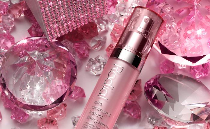 Rodial的粉色钻石精华