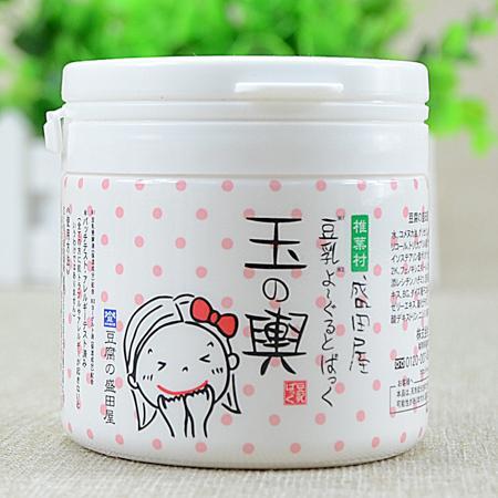 日本盛田屋豆乳美白保湿面膜