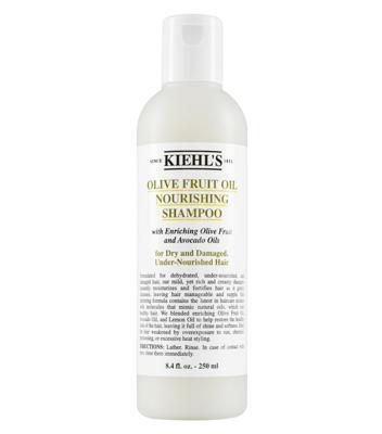 橄榄油滋润洗发露 Olive Fruit Oil Nourishing Shampoo
