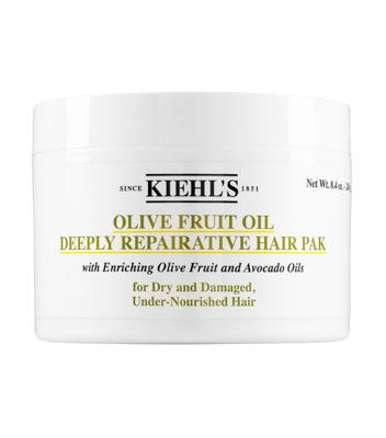 橄榄果油深层修护焗油膏 Olive Fruit Oil Deeply Repairative Hair Pak