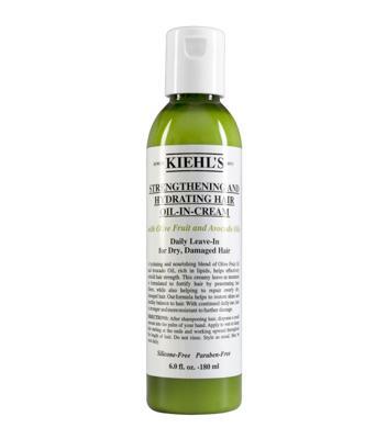 橄榄果油强韧滋养护发精华 Strengthening and Hydrating Hair Oil