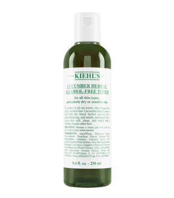 黄瓜植物爽肤水 Cucumber Herbal Alcohol-Free Toner