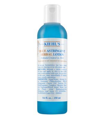蓝色草本净肤水 Blue Astringent Herbal Lotion