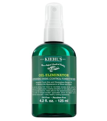 男士控油清新爽肤喷雾 Men's Oil Eliminator Refreshing Shine Control Spray Toner