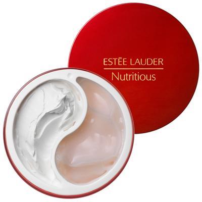雅诗兰黛鲜亮焕采双效精华面膜 Nutritious Radiant Vitality 2-Step Treatment
