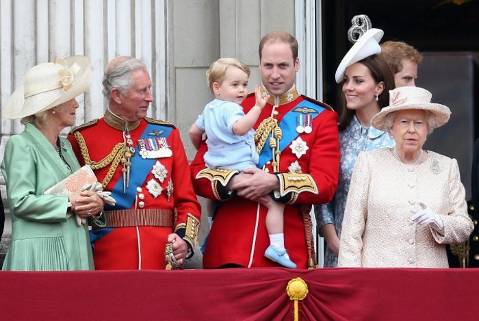英国皇室的名字由来