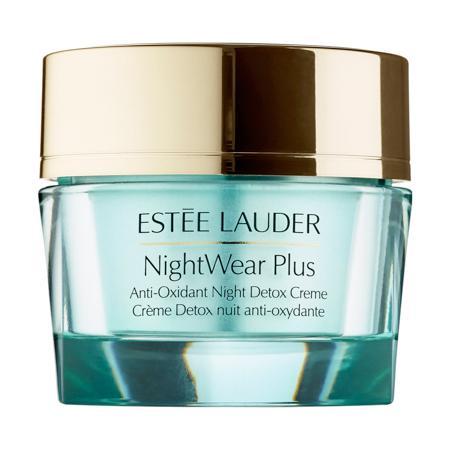 雅诗兰黛全日多效防护抗氧化晚霜 NightWear Plus Anti-Oxidant Night Detox Creme