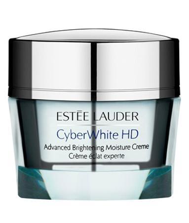 雅诗兰黛高清亮白淡斑精华保湿霜 CyberWhite HD Advanced Brightening Moisture Crème