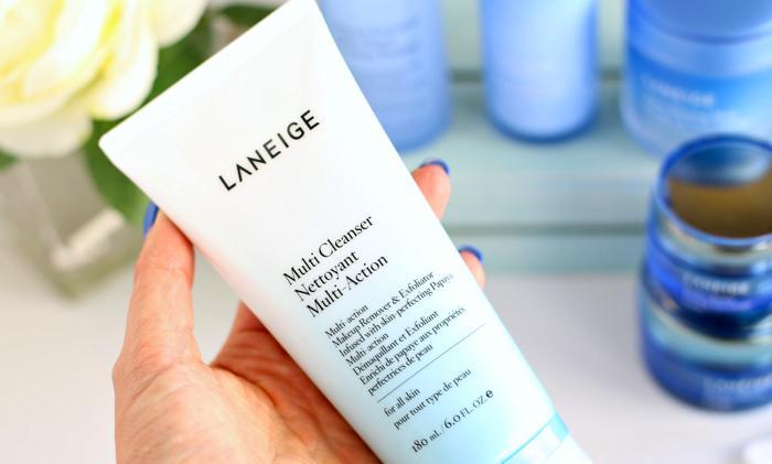 Laneige Multi Cleanser(兰芝多效净肤洁颜膏)