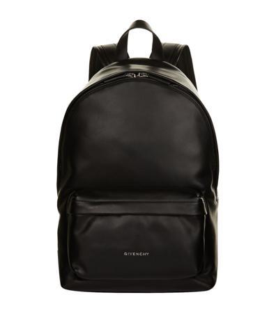 Leather Backpack(皮革双肩背)