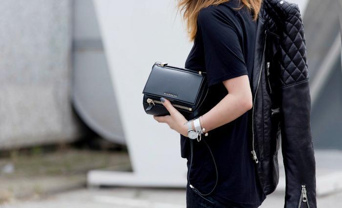 Pandora Shoulder Box Bag(潘多拉魔盒肩背包)