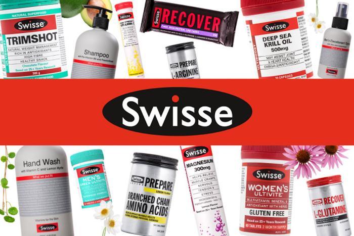 澳洲第一保健品牌Swisse