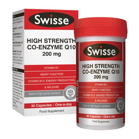 Swisse Ultiplus High Strength Co-Enzyme Q10