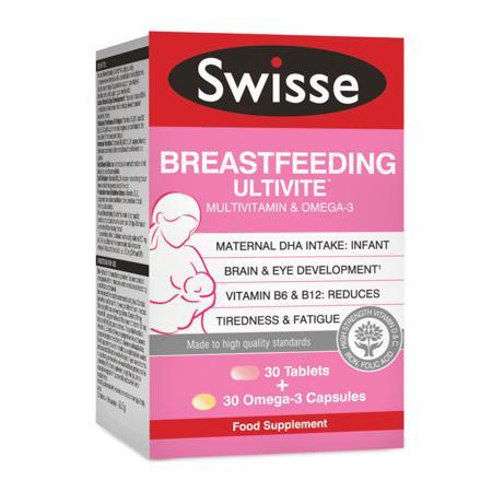 Swisse Breastfeeding Ultivite Multivitamin