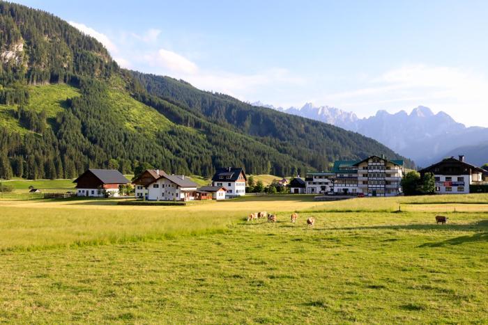 奥地利旅游攻略