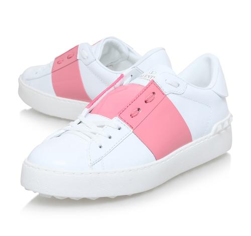 Valentino Garavani Colour Block Open Sneakers