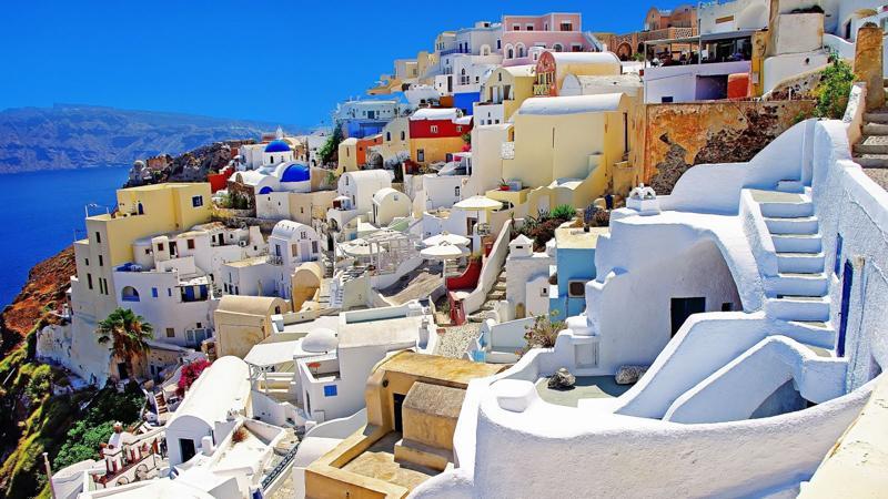 希腊圣托里尼岛旅游攻略:签证、酒店、活动、购物