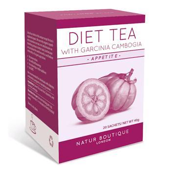 HB减肥茶+藤黄果冲剂