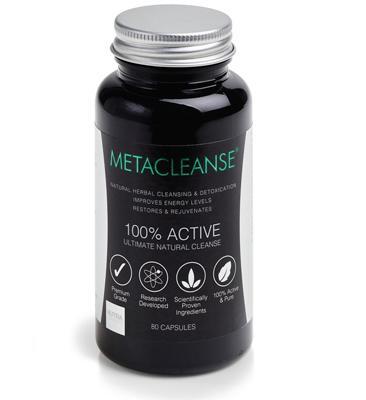 Metacleanse Detox 清肠排毒胶囊