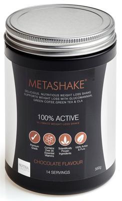 Metashake 减肥代餐奶昔