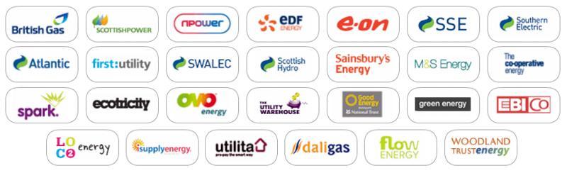 手把手教你如何搞定英国房子的水电煤气费