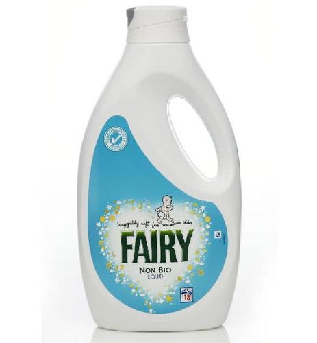 Fairy的洗衣品牌