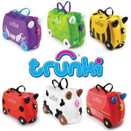 Trunki 儿童行李箱