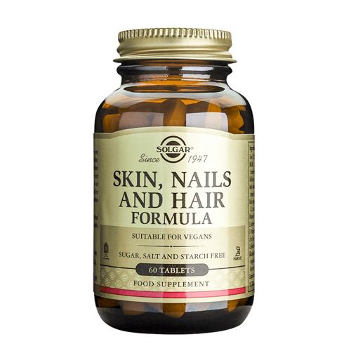 Skin, Nails and Hair Formula 60 Tablets(肌肤、头发、指甲保护配方片剂)