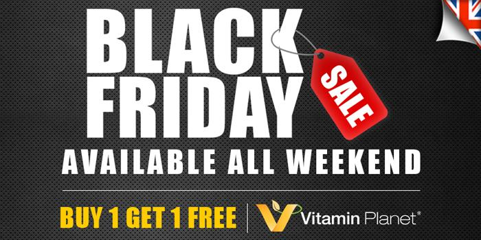 Vitamin planet black friday