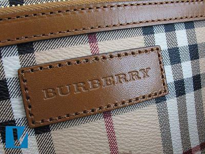 如何鉴别Burberry包包真伪