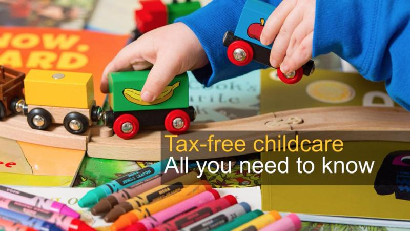 儿童免税看护(Tax-Free Childcare)下周五起开放6岁以下儿童申请