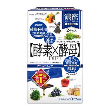 酵素X酵母袋装冲剂66餐