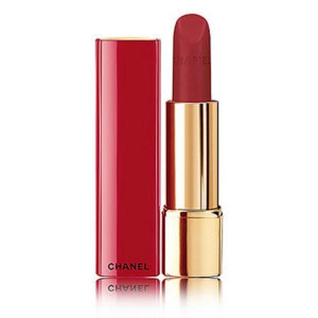 Chanel红管口红