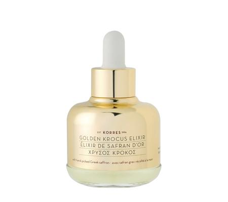 Golden Krocus Ageless Saffron Elixir Serum (藏红花不老精华)
